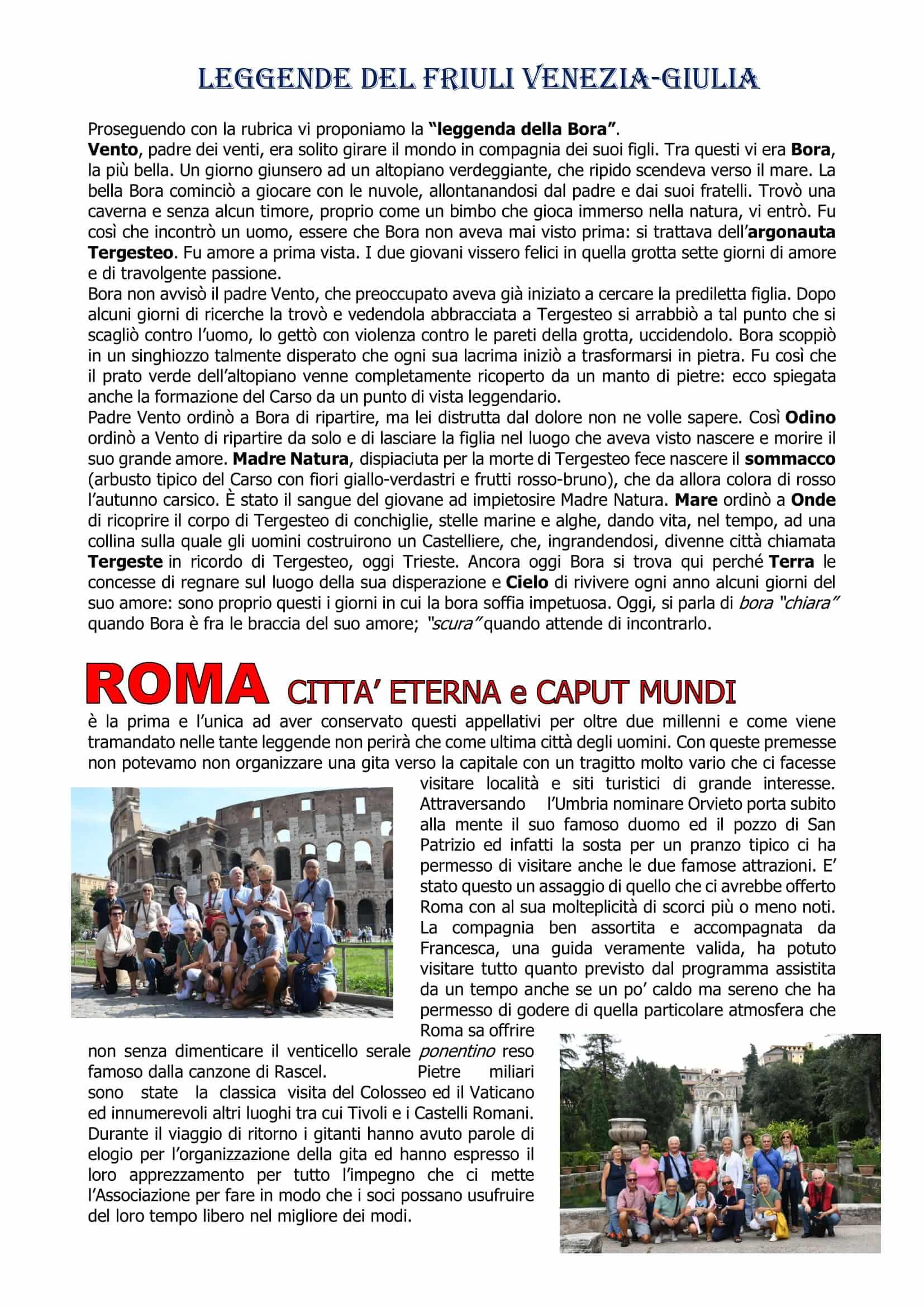 Giornalino n°41 - Settembre 2018