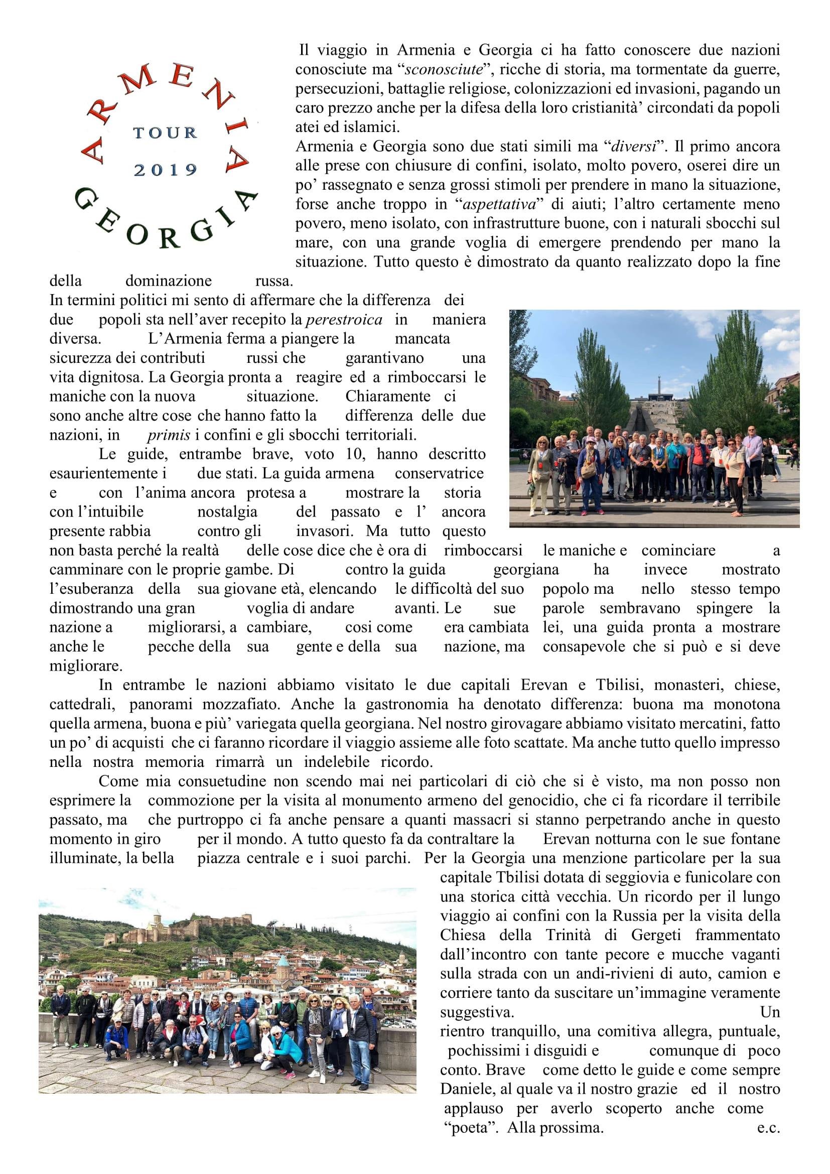 Giornalino n°44 – Giugno 2019