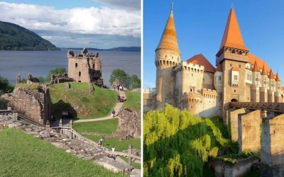 Scozia e Romania